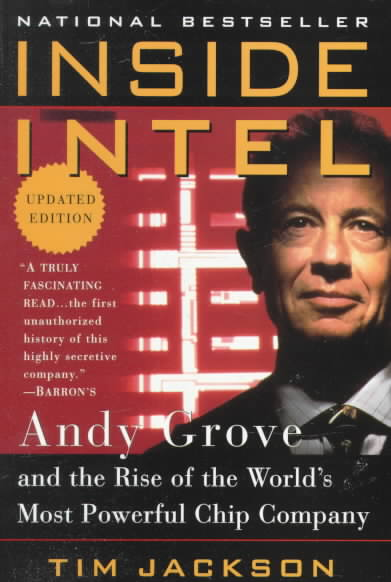 Inside Intel By Jackson, Tim
