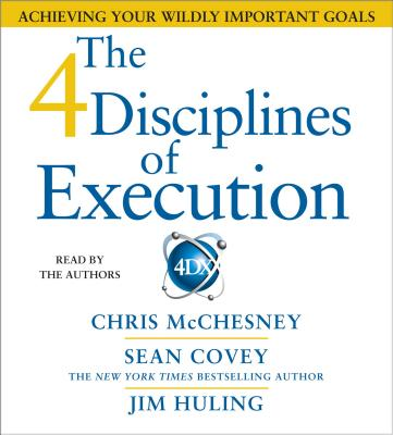 [CD] The 4 Disciplines of Execution By Covey, Sean